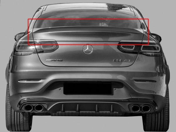 GLC 43 AMG Heckspoilerlippe für alle Mercedes GLC Coupe Facelift C253