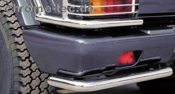 Rear Bumper Edge Protection