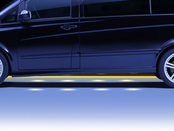 LED Side Skirt Lightning - Viano / Vito W639