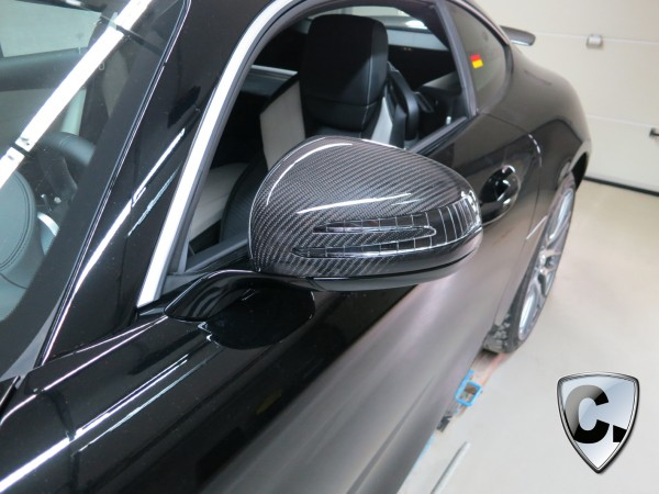 Carbon Side Mirror Covers Mercedes AMG GT 4-Door X290