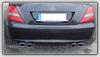 SLK R171 Sport Exhaust - V8 Soundmodul