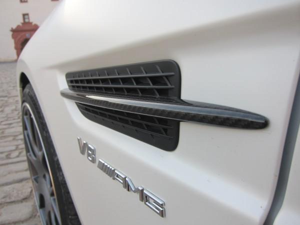 Carbon Kotflügelfinnen für Mercedes SLK R172