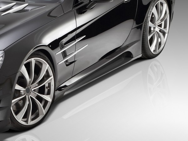 GT-R Side Skirts - Mercedes SL R231