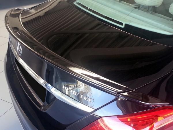 Heckspoilerlippe 3-teilig für Mercedes C-Klasse W205 Limousine