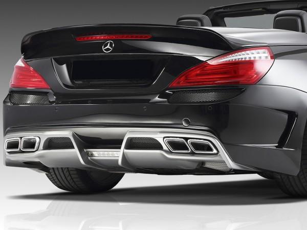 GT-R Heckschürze SL 300, 350 und 500 - Mercedes SL R231