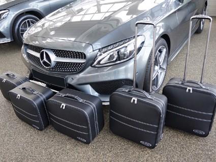 Roadsterbag Koffer-Set für Mercedes C-Klasse Cabrio A205