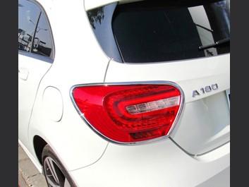 Chromed Taillight Frames - Mercedes A-Class W176