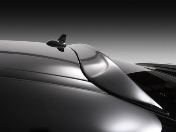 Mercedes CLA W117 - Roof Spoiler