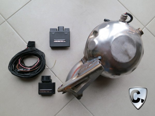 Power Soundmodul System for Mercedes CLA C118 und CLA X118