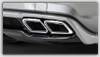 E-Class W213 Sport Exhaust - V8 Soundmodul