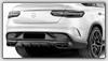GLC X253 und GLC Coupe Facelift Aerodynamic