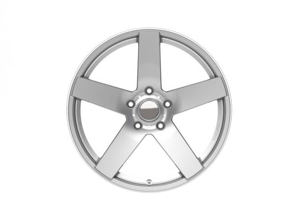 Alufelgen Satz CONCAVE Silber 22'' für Mercedes GLE Coupe C292