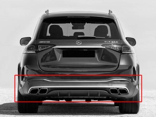 Mercedes GLE SUV V167 Heckumrüstung 63 AMG