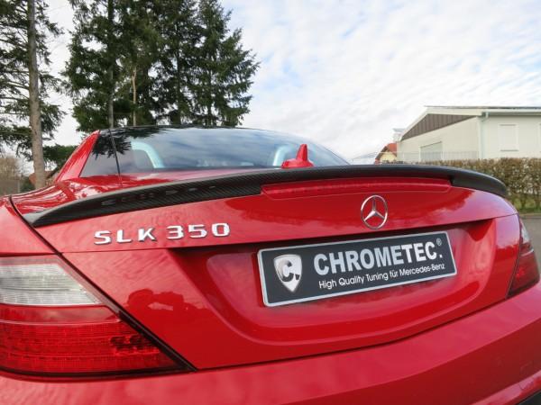 Mercedes SKL R172 - Trunk Lid Spoiler CARBON