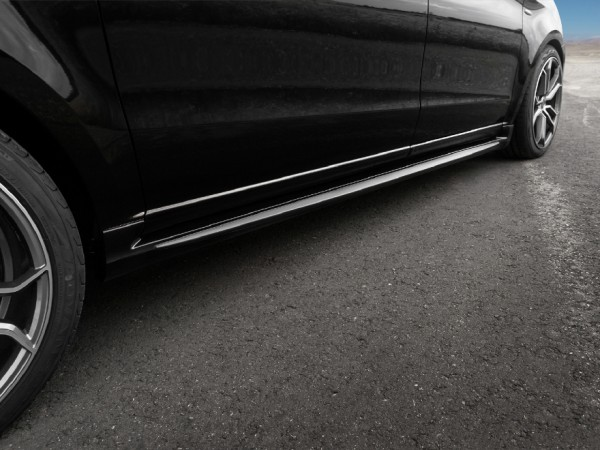 Side Skirts for Mercedes V-Class and Vito 447