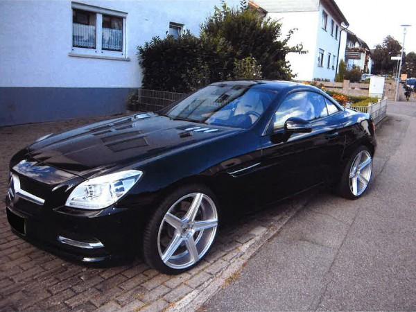 Felge 19'' CONCAVE Silber - für Mercedes SLK R172