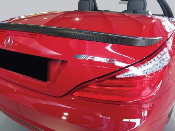Carbon Heckspoiler für Mercedes SL R231