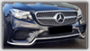 E-Class Coupe C238 - Cabriolet A238 Aerodynamic Parts