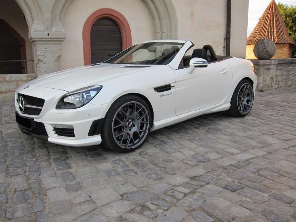 Rims CH-R 19'' Titan - for Mercedes SLK R172