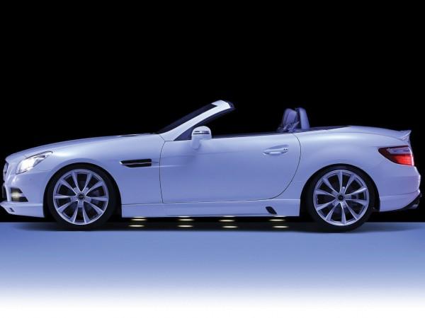 Mercedes SLK R172 - LED Sideskirt Lights