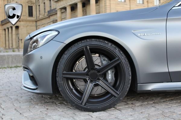 Rimkit 20'' Concave black matt for Mercedes-AMG C63 C205 Coupe and A205 Cabrio
