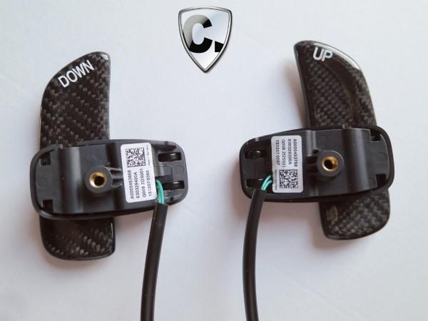 Carbon-Schaltpaddel für Mercedes C-Klasse Coupe C205