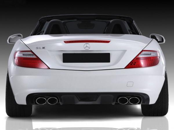 RS-Heckdiffusor klein f. Serienheckschürze für Mercedes SLK R172