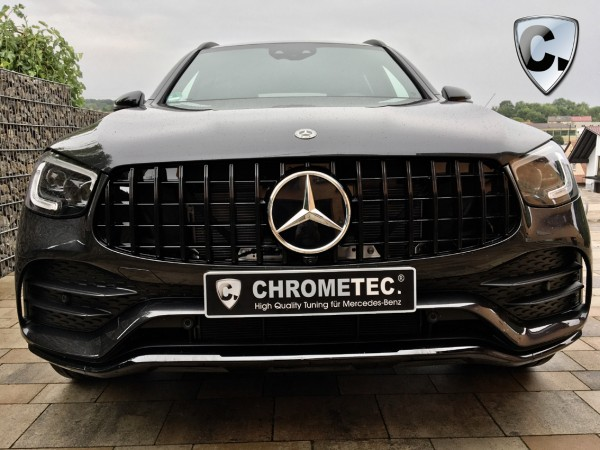 Mercedes GLC Facelift Panamericana Style Grille