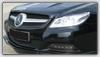 SL R230 Aerodynamik - FACELIFT