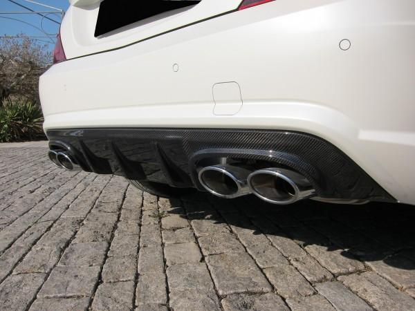Mercedes SLK R172 - SLK 55 AMG Rear Diffusor Carbon