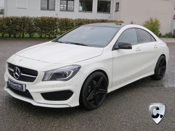 Wheelset CONCAVE Black matt 8,5 and 9,5 x 19'' - Mercedes CLA W117