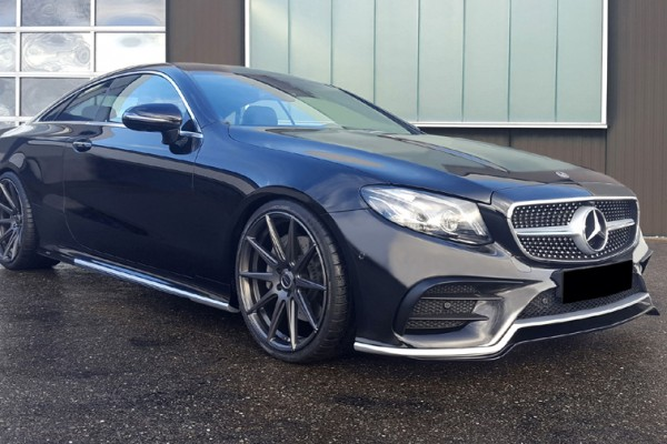 Side Skirts for Mercedes E-Class Coupe C238 and Cabriolet A238 with AMG-Line