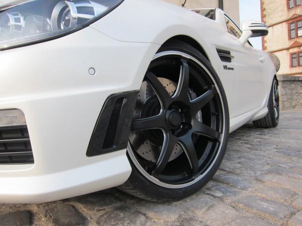 Felge 19'' 7SPOKE Schwarz Matt - für Mercedes SLK R172