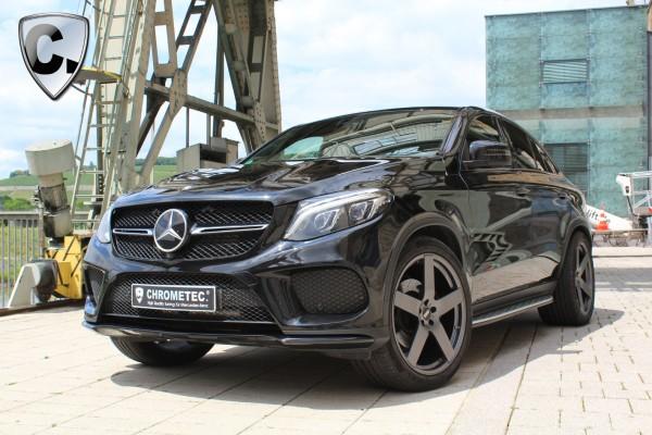Alufelgen Satz CONCAVE Titan 22'' für Mercedes GLE Coupe C292