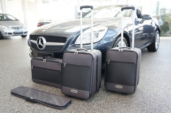 Mercedes SLC R172 Roadster-Bags