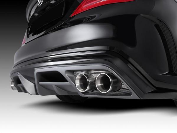 Mercedes CLA W117 - Sport Tailpipe Inserts