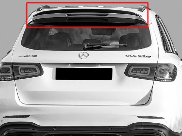 GLC 63 AMG rear spoiler lip for Mercedes GLC SUV facelift X253