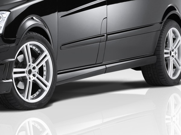 Side Skirts compact/long - Viano / Vito W639