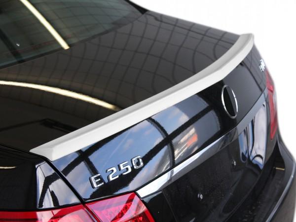 Mercedes E-Klasse W212 - Heckdeckel Spoiler