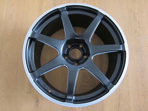 7SPOKE Black Matt 8,5 and 9,5 x 19'' - Mercedes SL R231