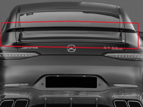Rear Wing for Mercedes AMG GT 4-Door Coupe