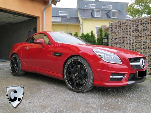Rims CH-R 19'' Black Matt - for Mercedes SLK R172