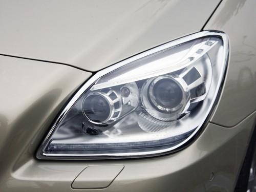 Chrom Scheinwerferrahmen für Mercedes SLK R172