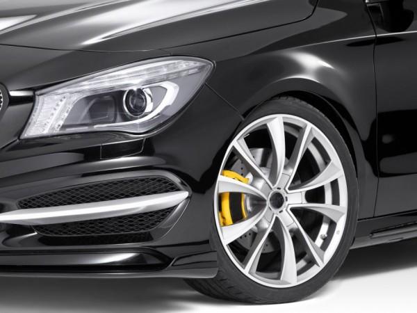 Mercedes CLA W117 - Front Splitter