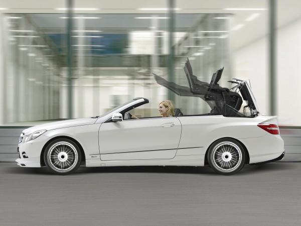 Komfort-Verdecksteuermodul für Mercedes S-Klasse Cabrio A217