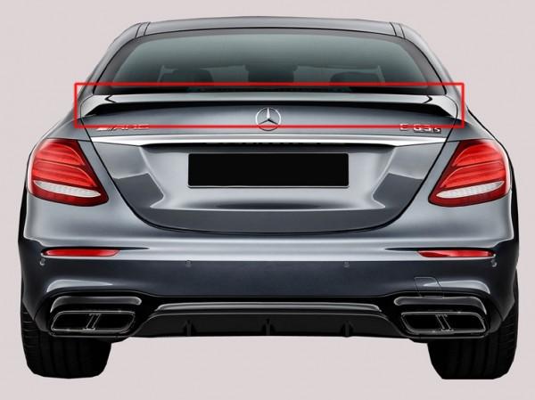 AMG Heckspoilerlippe für Mercedes E-Klasse Limousine W213