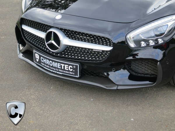 Front Lip Carbon for Mercedes AMG GT and AMG GTS Coupe