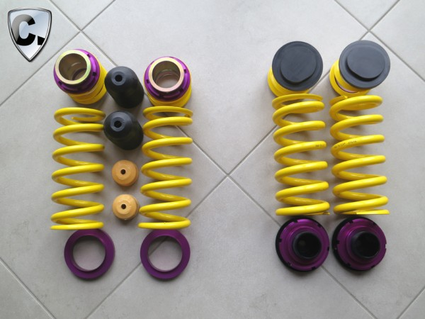 Thread Springs for Mercedes-AMG C63 Coupe