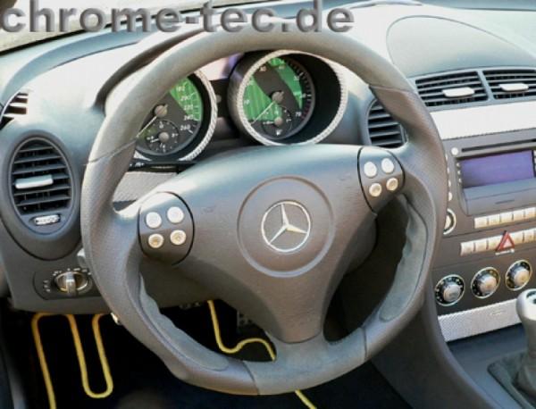 Steering Wheels Leather/Alcantara