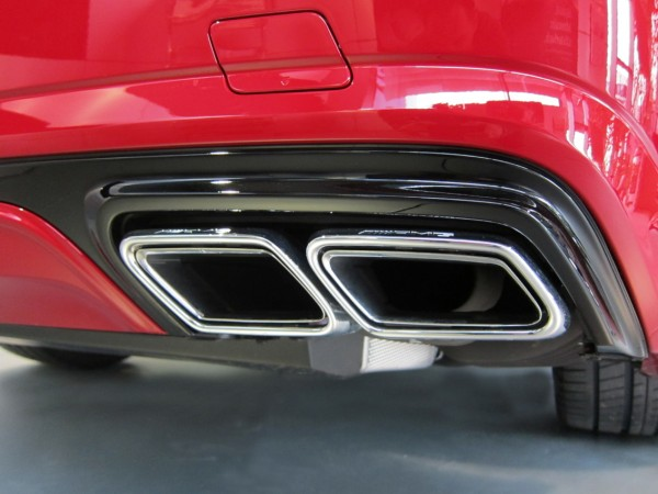 SL63 Exhaust Upgrade - Mercedes SL R231